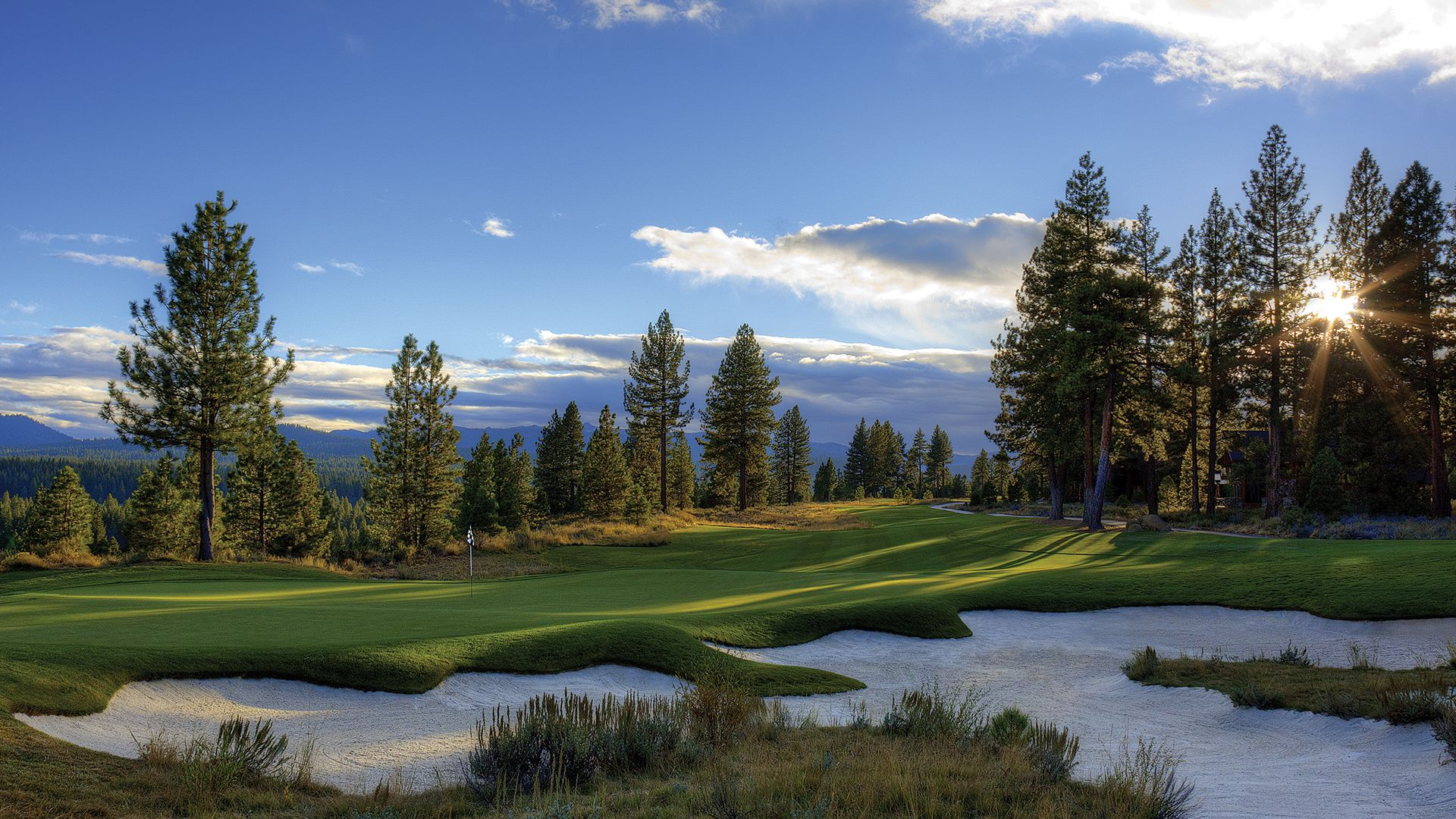 golf on tahoe