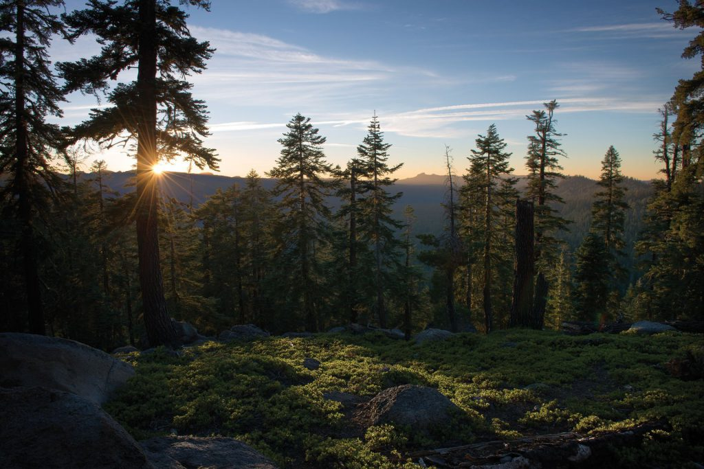 outdoor living in tahoe