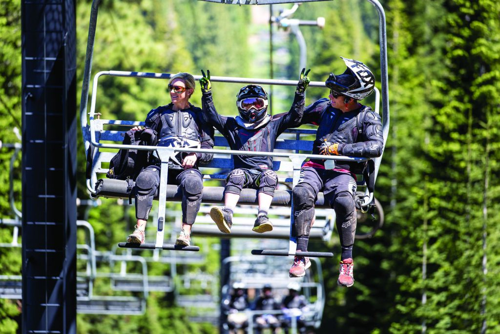tahoe ski lift