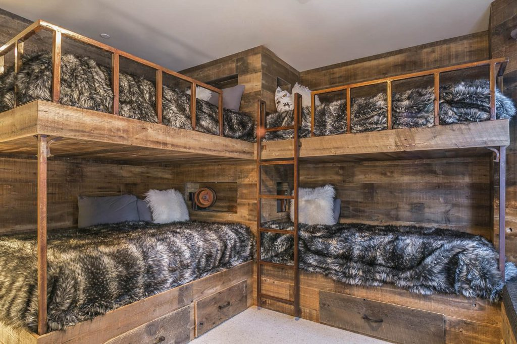 home run bunk beds