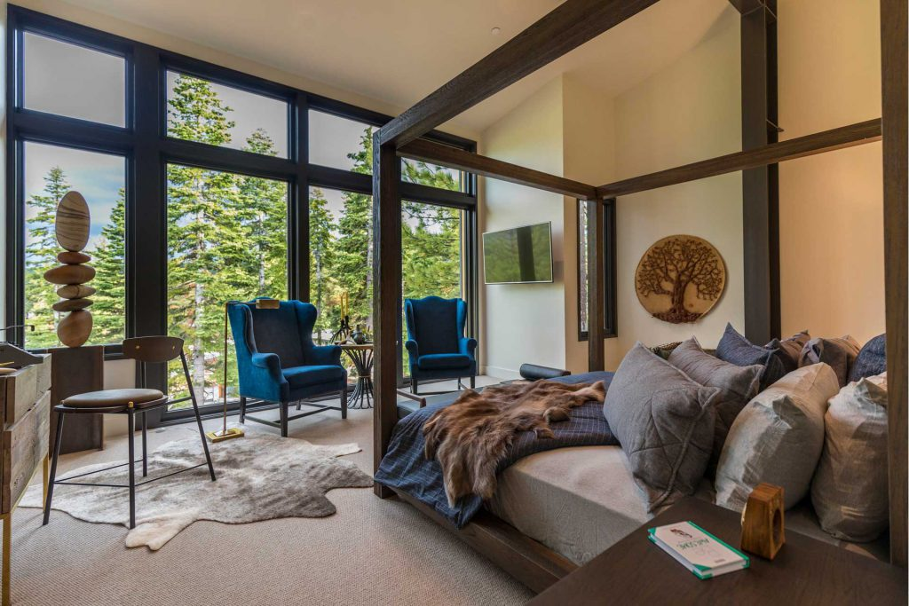 Mountainside Boulders Residences Day Master Bedroom