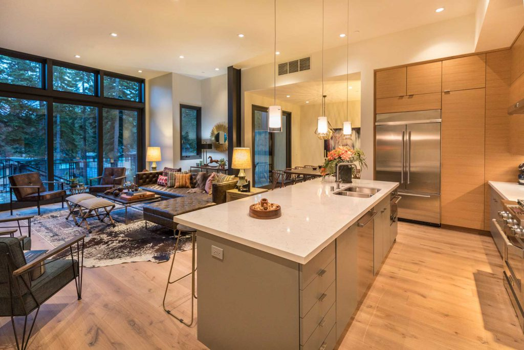 Mountainside Boulders Residences Kitchen