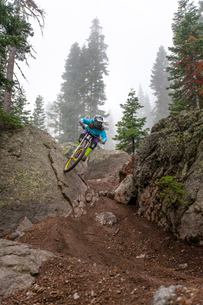 northstar-mountain-biking-foggy-rocks