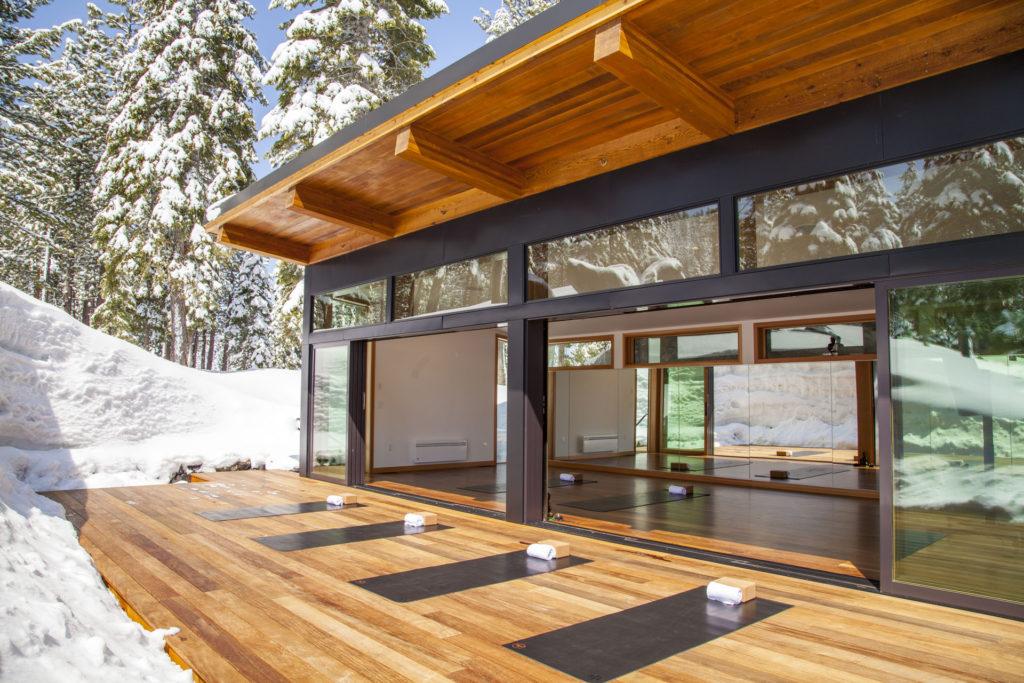 Yoga Studio Mountainside Northstar