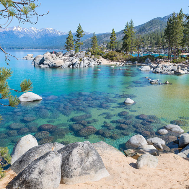 be the beach app tahoe beach photo